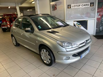 Peugeot 206 2.0 hdi 90ch Style