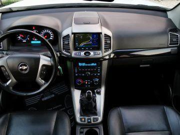 Chevrolet captiva LT+ 2.2 163ch 7 places cuir GPS 1ere main